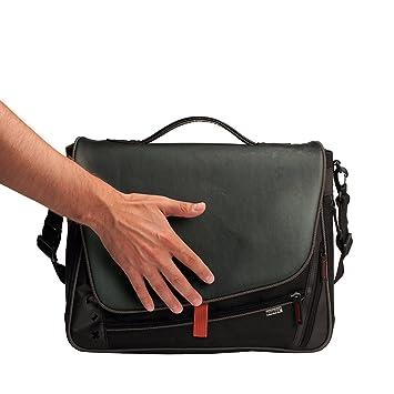 Oxmox Touch-It Bag L Umhängetasche Schwarz