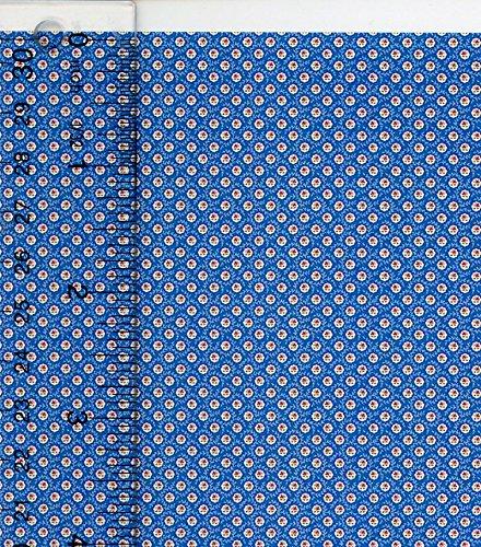 Dollhouse Jacobean Wallpaper Blue Cottage Jacobean Dollhouse Blue B01N0PGY4O, キクチシ:2a0c6369 --- itxassou.fr