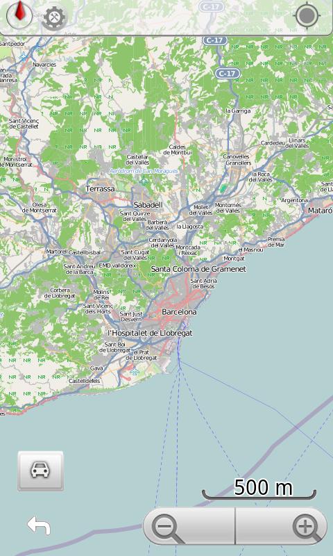 Barcelona, España GPS Navigator: PLACE STARS: Amazon.es: Appstore para Android