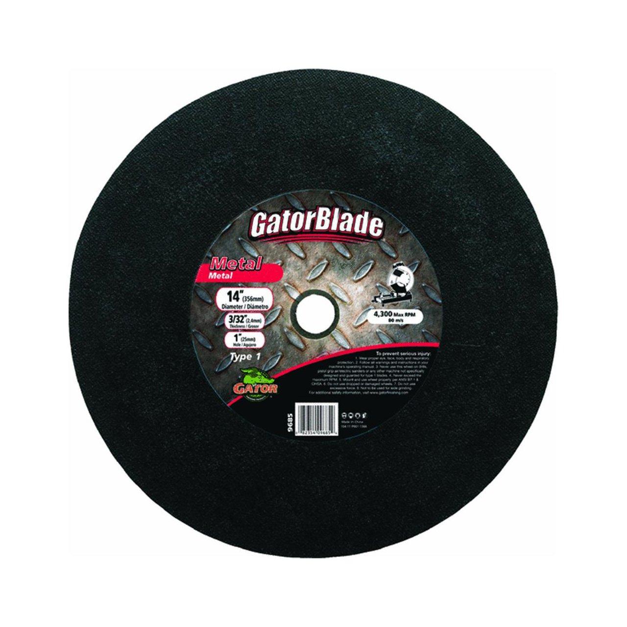 344222 9685 Ali Industries Abrasive Cut-Faucet Freezing Wheel