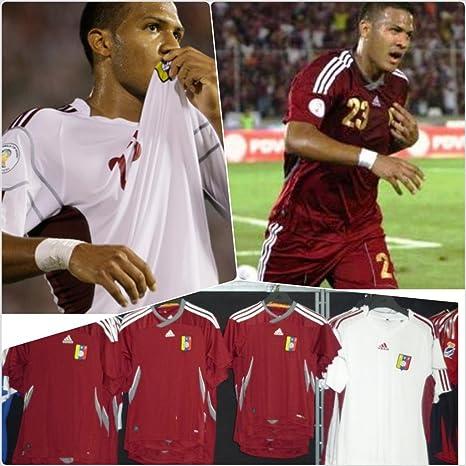 Adidas Venezuela Home Jersey Camisa De La Vinotinto FVF - V39906