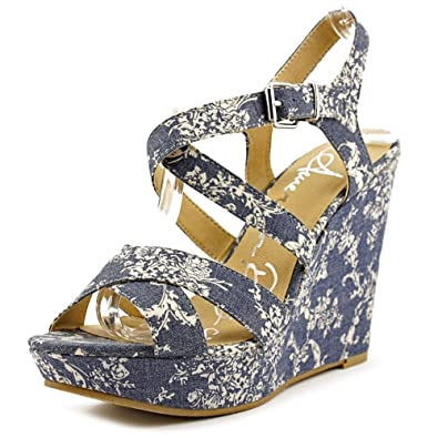 5ec452b134d Image Unavailable. Image not available for. Color  American Rag Womens  Rachey Peep Toe ...