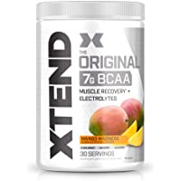 Scivation Xtend Original BCAA, Mango Madness, 30 Servings, 420 gm