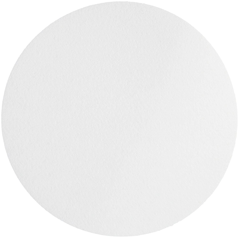 Whatman 4712B45PK 1001185 Quantitative Filter Paper Circles, 11 μm, 10.5 s/100 ml/sq in Flow Rate, Grade 1, 185 mm Diameter (Pack of 100)
