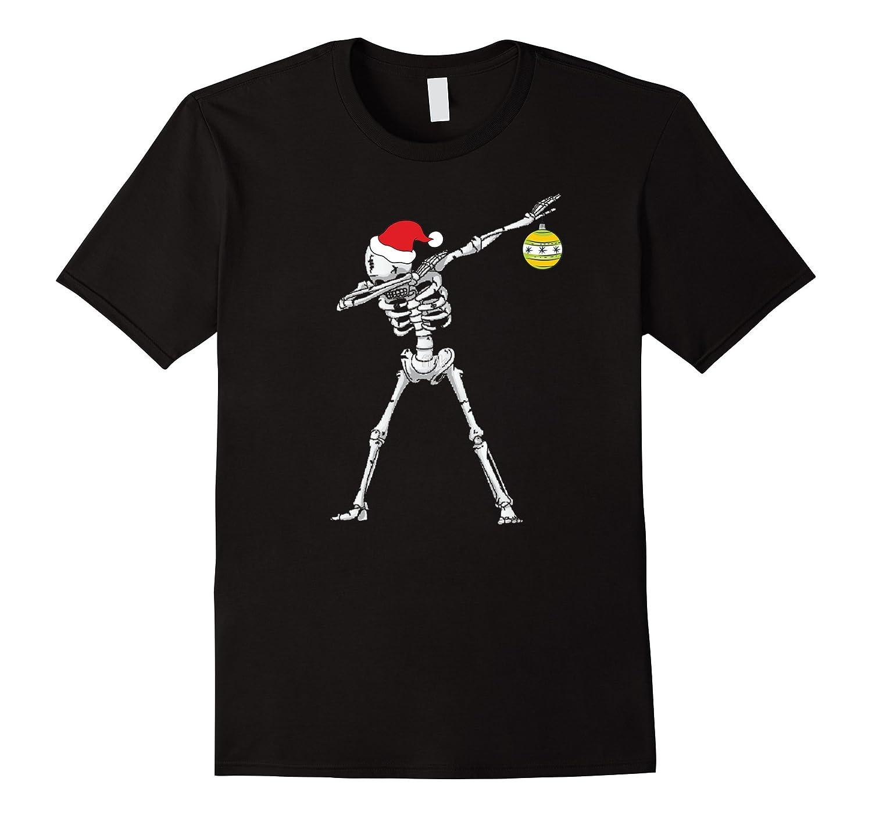 a8ff8237 Dabbing Skeleton Christmas T-Shirt Dab Hip Hop Skull Gift-ANZ ...