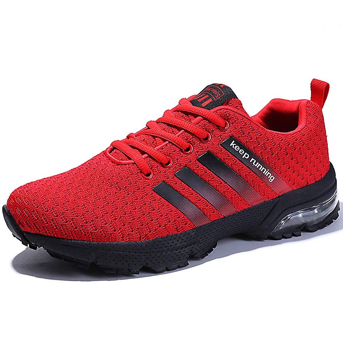 CHNHIRA Laufschuhe Herren Damen Turnschuhe Straßenlaufschuhe Sneaker Sportschuhe