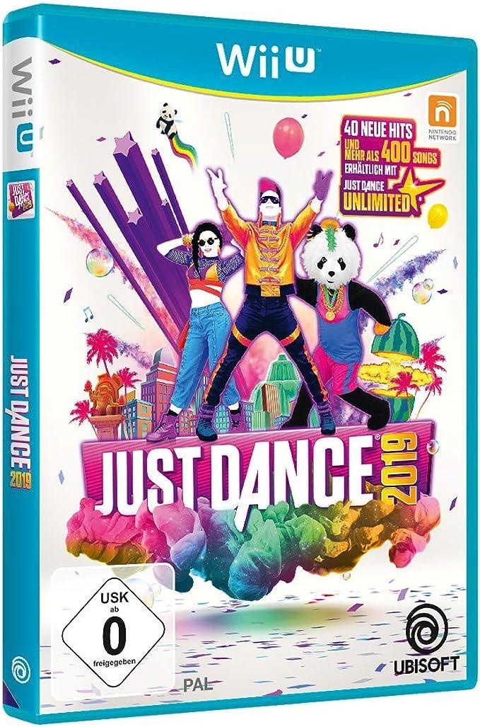 Just Dance 2019 - [Nintendo Wii U] [Importación alemana]: Amazon ...