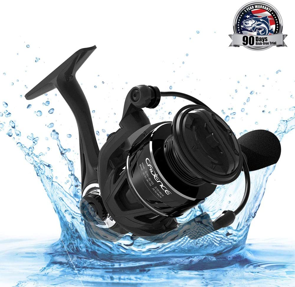 Top 7 Best Ultralight Spinning Reels - [Buying Guide Review -2021] 7