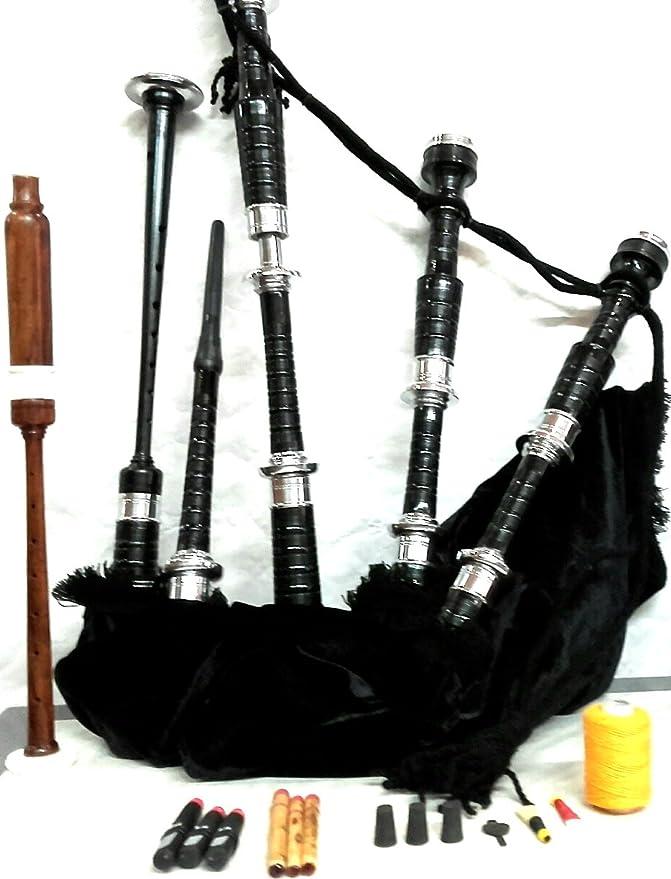Kit de iniciación a la gaita withh Tutor libro práctica Chanter para principiantes: Amazon.es: Instrumentos musicales