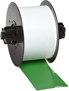 Black Industrial Label Printer Ribbon Brady 103025 MiniMark 290 Length X 4 Width Pack of 2