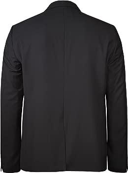 Musterbrand Hitman Blazer Men Intrigue Two Button Agent 47 Black