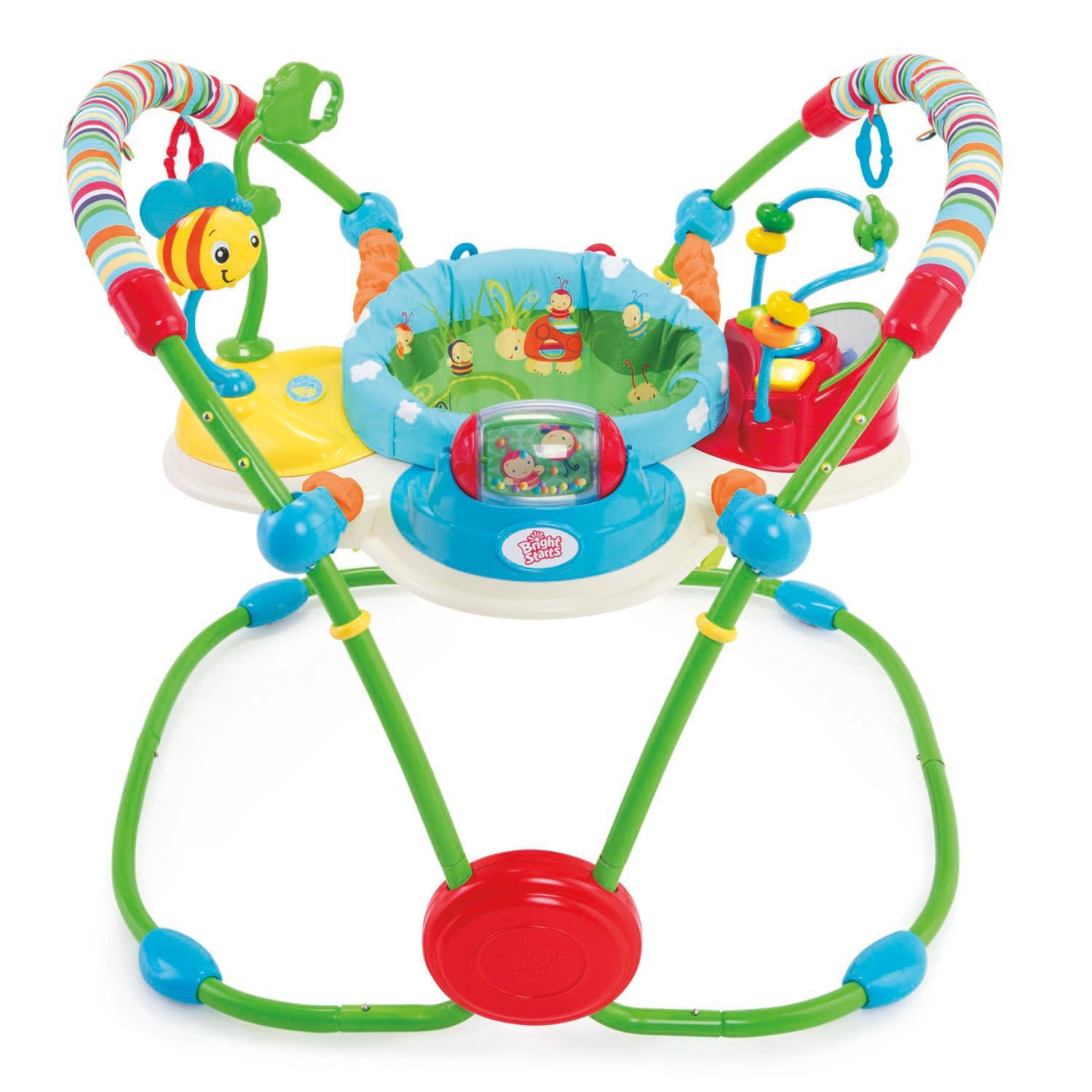 Bright Starts Activity Jumper Giggle Bugs Amazon Baby