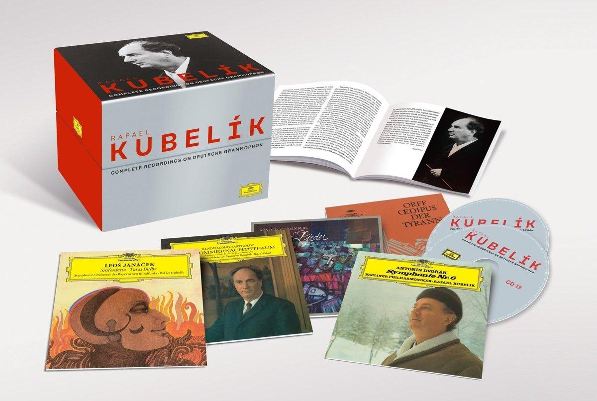 CD : Rafael Kubelik - Complete Recordings On Deutsche Grammophon (Limited Edition, Boxed Set, 66PC)