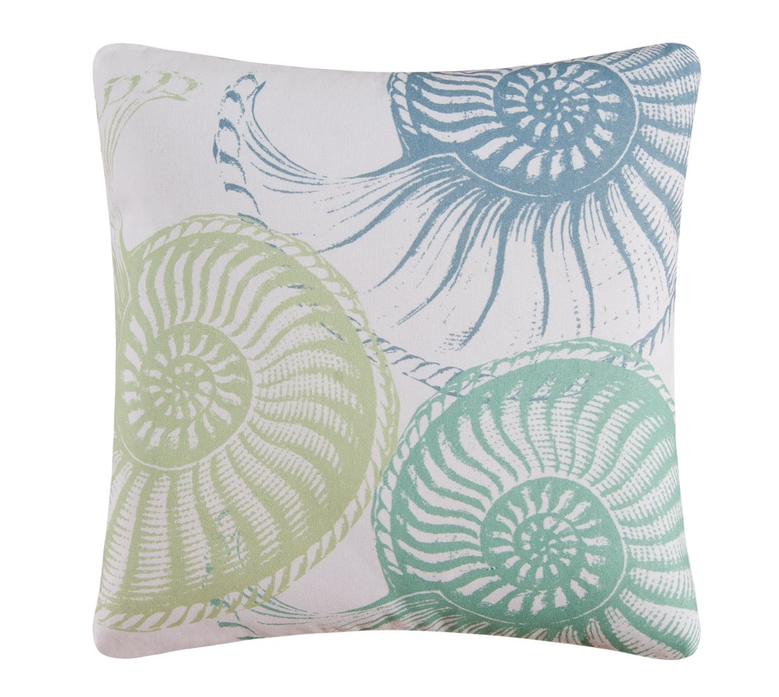 C & F Enterprises St. Augustine Shell Pillow