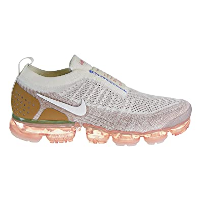 e36e4b3fdb Nike Air Vapormax Flyknit Moc 2 Unisex Shoes Sail/Anthracite-Sand-Wheat  ah7006