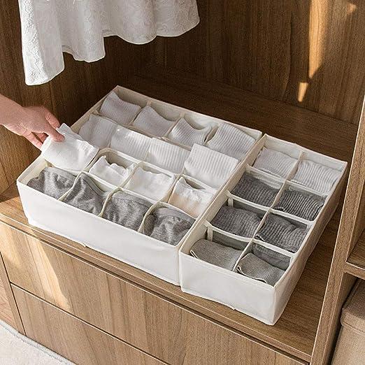 TAOtTAO - Caja organizadora de Armario para Ropa Interior ...