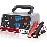 Beleeb Battery Charger,12V/24V Automatic Trickle Charger,2-200Ah, AU Standard 230V/240V