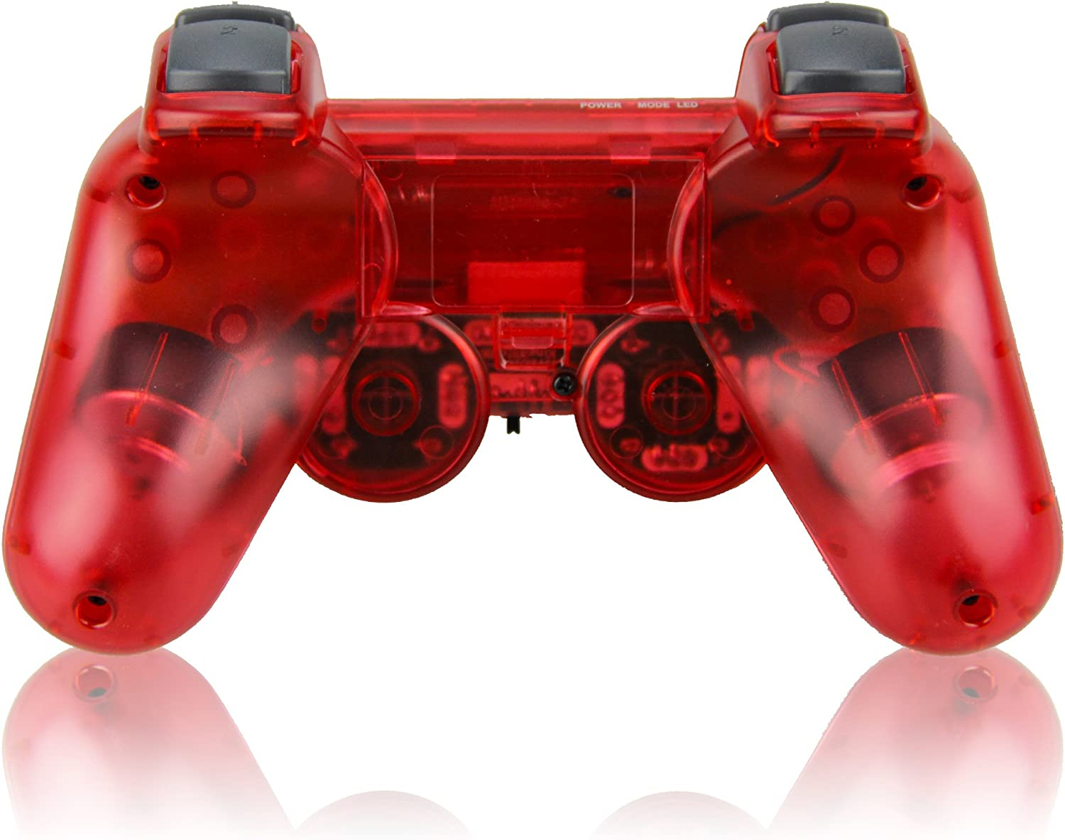 Amazon.com: 2pcs Pack Wireless PS2 Game Controller, Double ...