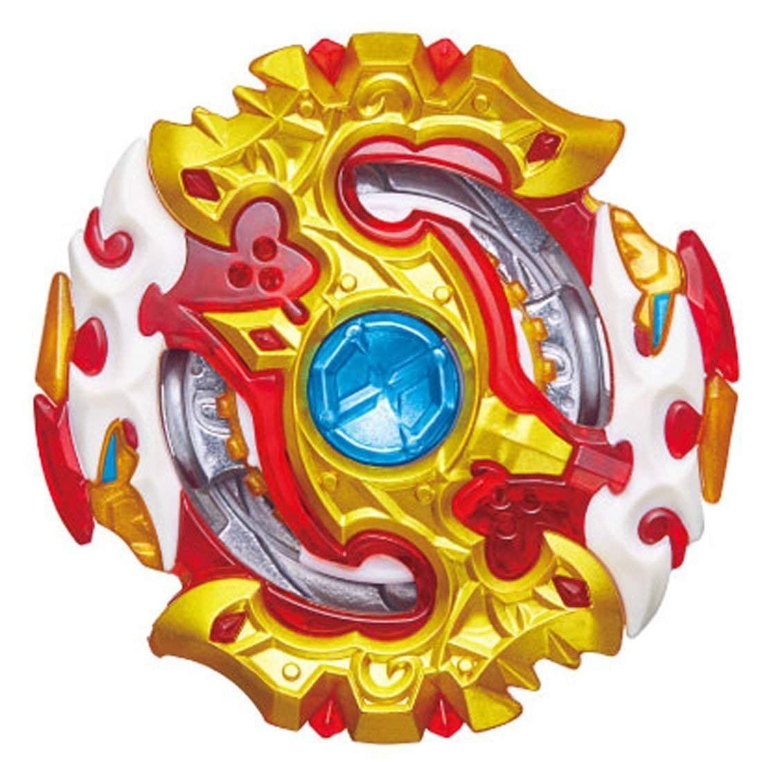 Pualine Beyblade Burst Evolution Gyro Toy Set Top with Beyblade Burst Launcher B-104/105 (2 Pack) Pauline WLM