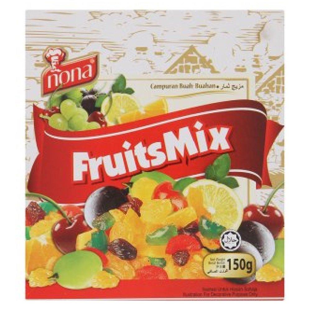 Nona Fruits Mix 150g (628MART) (1 Pack)