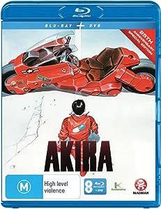 Akira [25th Anniversary Special Edition] (Blu-ray + DVD)