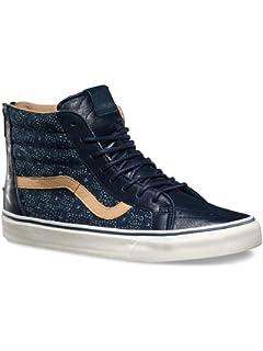 Vans Tenent BLAU VXE6FBX Grösse: 41: : Schuhe
