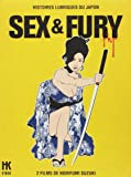 Histoires lubriques du Japon Vol. 2 - 2 films de Norifumi Suzuki : Sex & Fury + Caresses sous un kimono [Édition Collector Limitée]