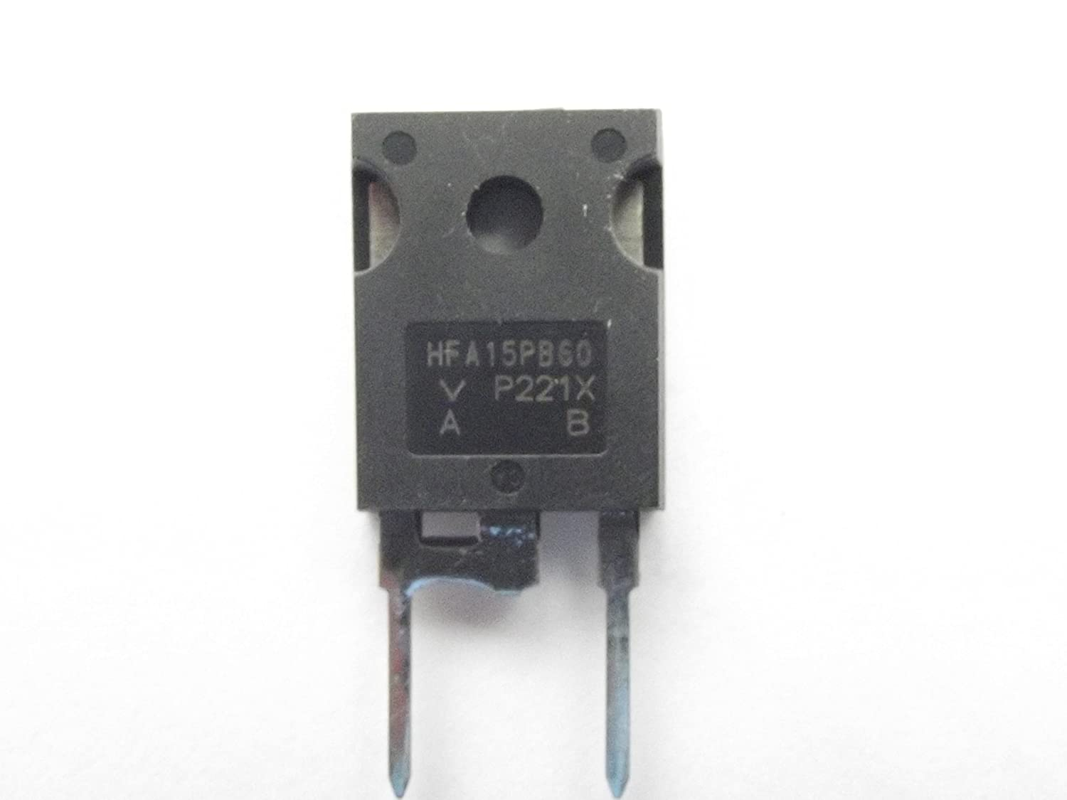 HFA15PB60 Vishay Diode Switching 600V 15A 2Pin modified TO-247AC