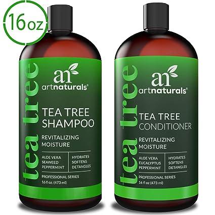 Image result for ArtNaturals Shampoo al Tea Tree