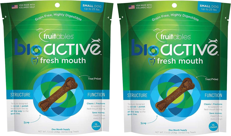 Fruitables Bioactive Treats