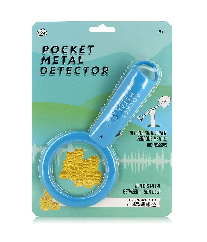 NPW Detector de Metales de Bolsillo (NPW67538): Amazon.es: Juguetes y juegos