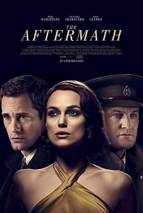 Lionbeen The Aftermath Movie Poster Cartel de la Pelicula 70 ...