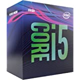 Intel Core i5-9400 Desktop Processor 6 Cores 2. 90 GHz up to 4. 10 GHz Turbo LGA1151 300 Series 65W Processors BX80684I59400