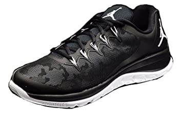 46caa1ddb599 Image Unavailable. Image not available for. Color  Nike Jordan Flight Runner  2 Mens Shoes Black White