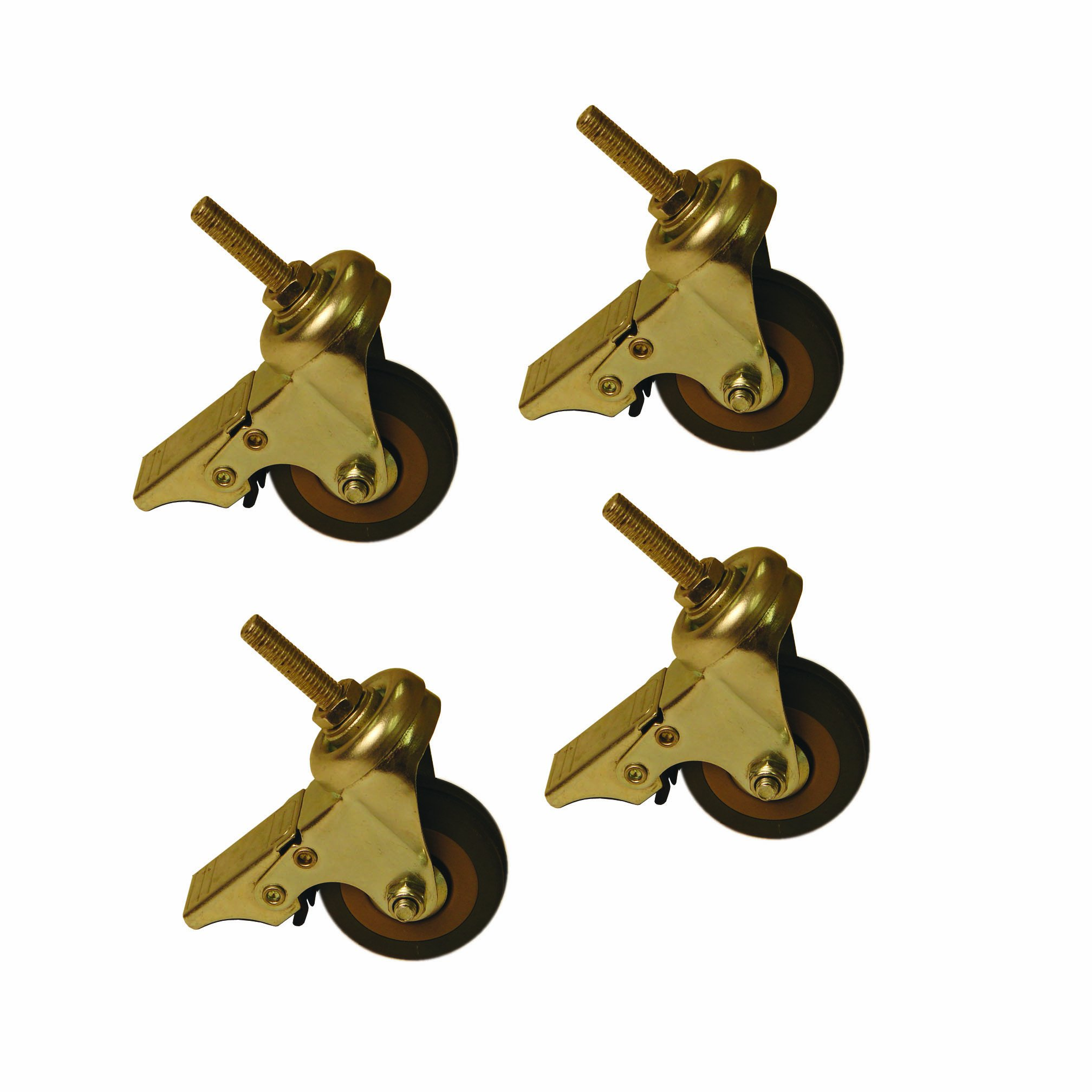 Malone Auto Racks Free Standing Caster Wheel Kit