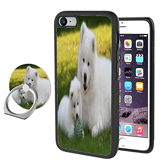 Amazon Com Iphone 8 Case With Ring Stand Iphone 7 Case With Finger