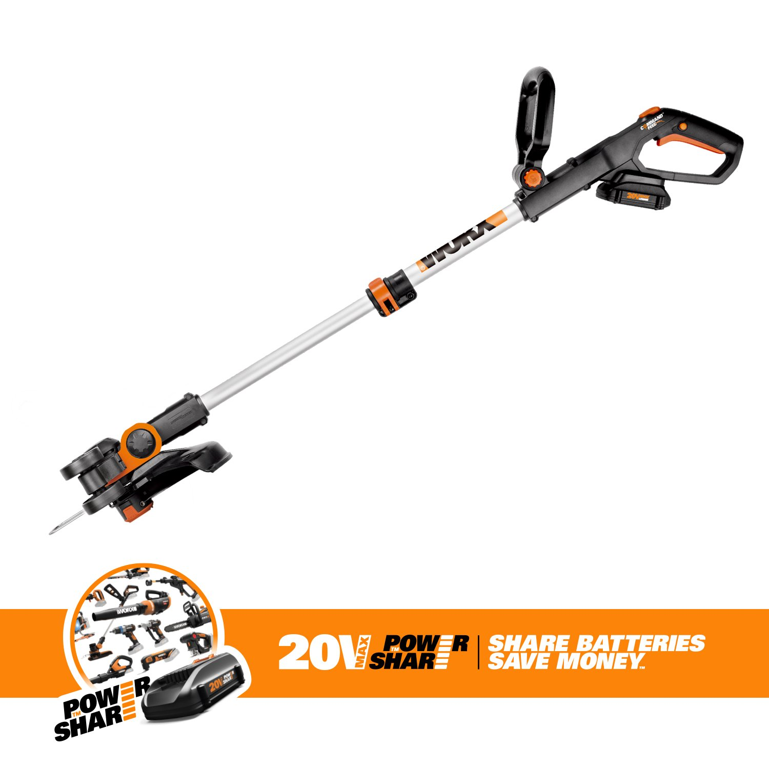 Best Cordless String Trimmer Reviews and Buying Guide in 2020 5