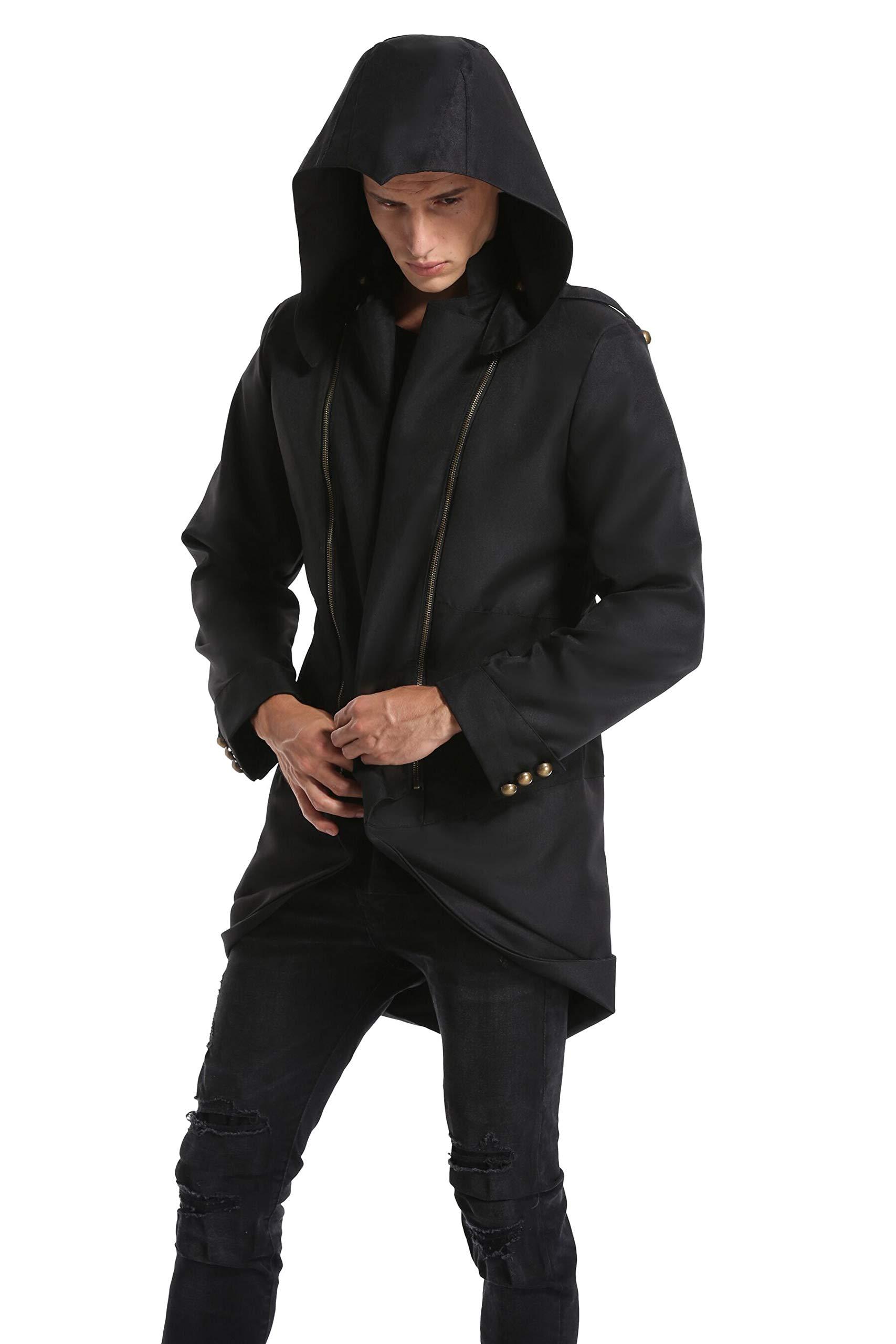 BuyChic Cosplay Costume Hoodie/Jacket/Coat-9