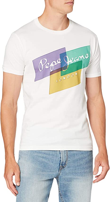 TALLA S. Pepe Jeans Morrison Camiseta para Hombre