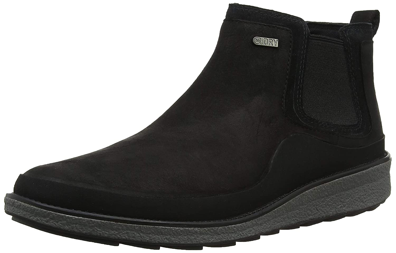 Black Merrell Womens Tremblant Ezra Chelsea Chelsea Boots
