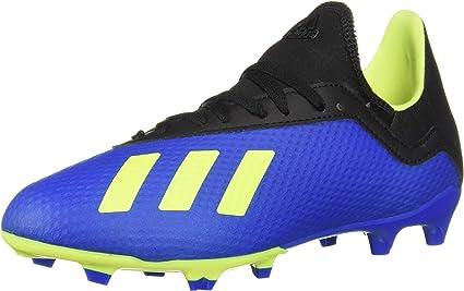 Adidas X 18.3 Junior FG (tailles 3 5,5)