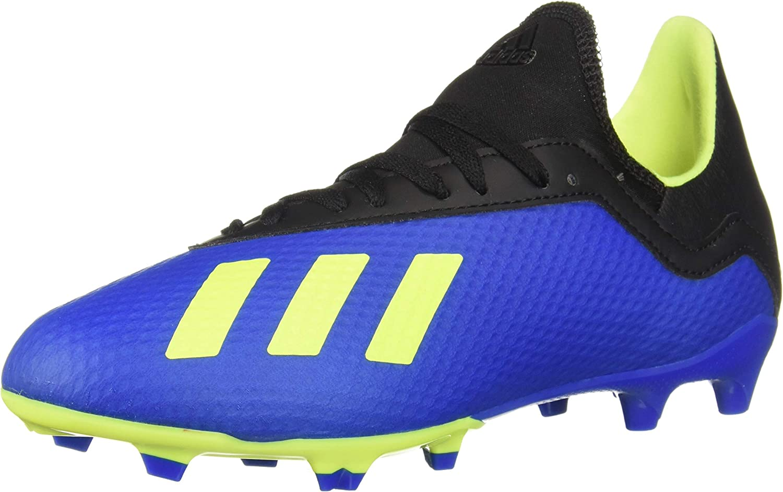 adidas Unisex-Kid's X 18.3 FG Soccer