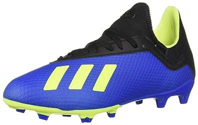 quality design 13b71 79703 adidas Boys' X 18.3 Firm Ground Soccer Shoes