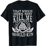 Helm of awe T-Shirt VIking Pagan Odin Thor T Shirt S-XXL