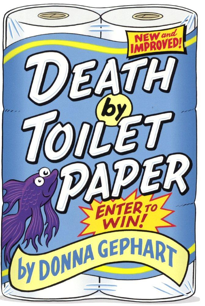 Read Online Death By Toilet Paper (Turtleback School & Library Binding Edition) pdf