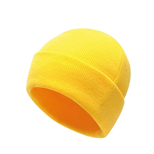 0b9c8f5135263f Regatta Standout Adults/Unisex Axton Cuffed Beanie (One Size) (Bright  Yellow)