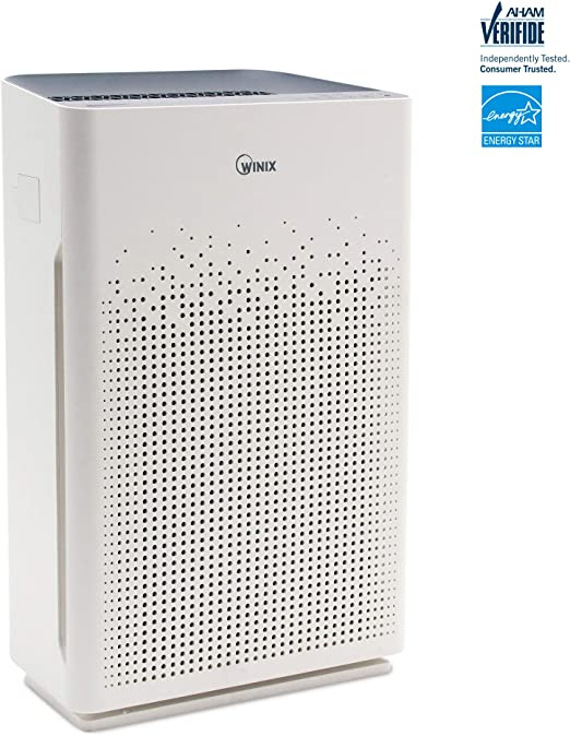 Winix AM90 Wi-Fi Air Purifier, 360sq ft Room Capacity