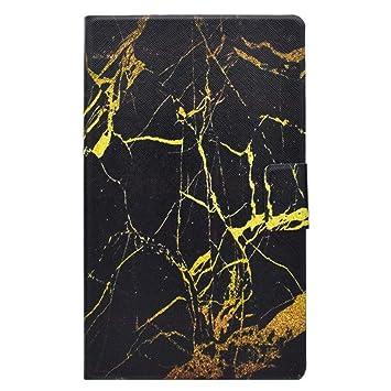 DATOUDATOU Patrón de mármol Negro Nuevo Caso para eBook Kindle ...