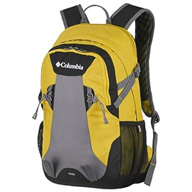 Columbia Rime Technical - Mochila de senderismo, tamaño único, color amarillo: Amazon.es: Ropa y accesorios