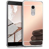 kwmobile Xiaomi Redmi Note 4 / Note 4X Hülle: Amazon.es: Electrónica